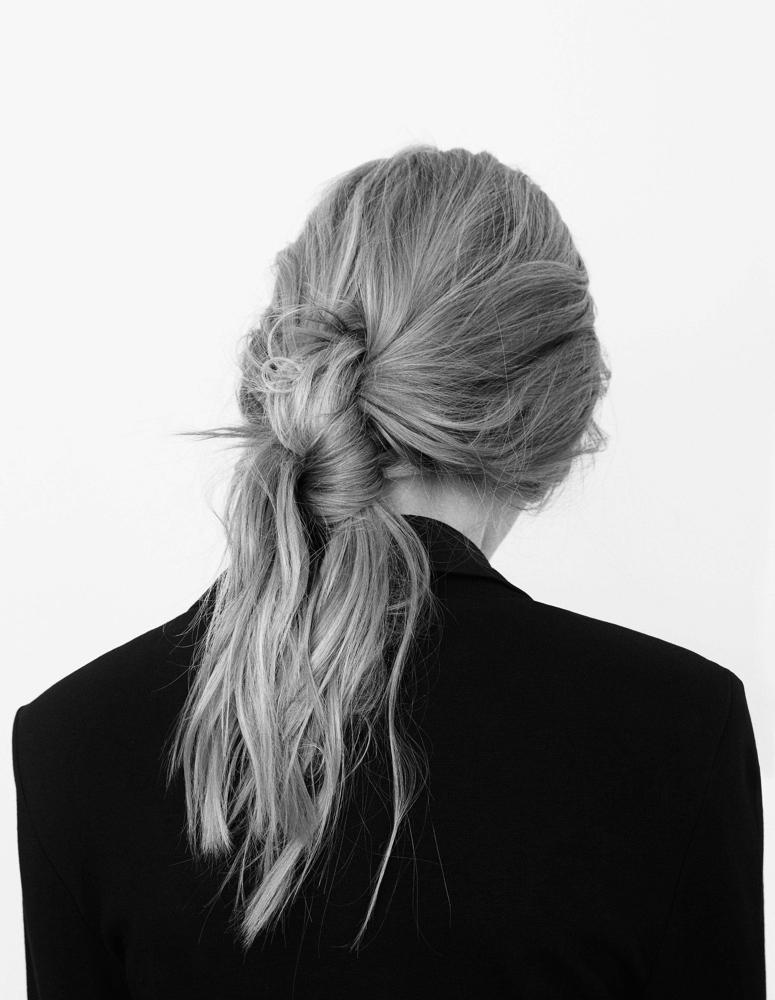 Inspiration på hårknut